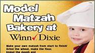 "Chabad of Tamarac and the Tamarac Winn-Dixie supermarket at 7015 N. University Dr. are hosting the fifth annual ""Model Matzah Bakery"" on Sunday to prepare for Passover."