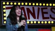 Getting paid to be funny is great work if you can get it. And comedian Patti Vasquez knows she's fortunate to be busy.
