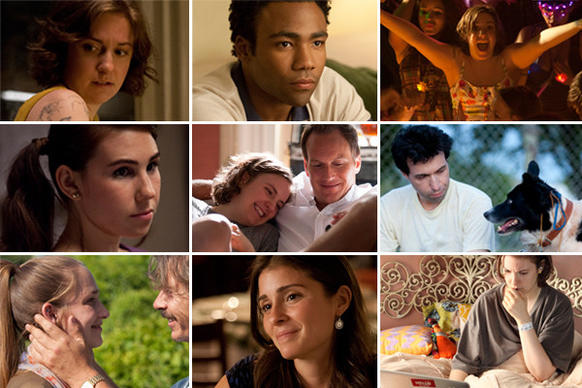 'Girls' season 2 draws to an end on Sunday March 17. Here's a look back.