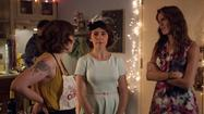 "The second season of ""Girls"" premieres Sunday on HBO and one can only hope that it will be allowed to do so without too much obsessive talk about creator-star Lena Dunham's penchant for nudity."