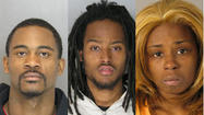 Two brothers and Essex woman charged in triple shooting