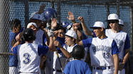 Photo Gallery: Burbank vs. Hoover boys' baseball