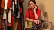 "It's no surprise that Louise Roe, the 31-year-old model, fashion journalist and new host of NBC's ""Fashion Star,"" has transformed an entire room of her West Hollywood home into her own personal closet space. It's a small room, decorated with pictures of her family, where she plays dress-up amid racks of shoes, dresses, handbags and an impressive collection of costume jewelry."