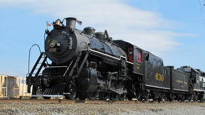 Vintage locomotive to pull steam excursions from Roanoke this weekend