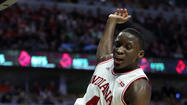 No image from Indiana's 80-64 win over Illinois on Friday at the United Center projected a college basketball program that has come full circle better than Victor Oladipo's 360-degree dunk.
