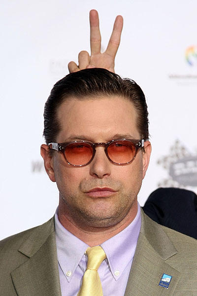"Actor <a class=""taxInlineTagLink"" id=""PECLB000323"" title=""Stephen Baldwin"" href=""/topic/entertainment/stephen-baldwin-PECLB000323.topic"">Stephen Baldwin</a> found Jesus and reality television.  Who knew the two could coexist?  The youngest of the notable Baldwin acting clan, Stephen celebrates his 45th birthday today. (Photo by Kristian Dowling/Getty Images)"