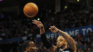 NBA: Orlando Magic at Oklahoma City Thunder
