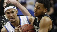 NASHVILLE, Tenn. - Dai-Jon Parker scored 12 points, and the Vanderbilt Commodores beat Kentucky 64-48 Friday night in a rematch of last year's Southeastern Conference tournament championship and put a serious dent in the Wildcats' hopes of at least having a chance to defend their national title.