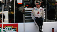 NASCAR driver Jeremy Clements is back at the track after a two-week suspension for using a racial slur and is hopeful the lapse in judgment hasn't caused irreparable harm to his career.