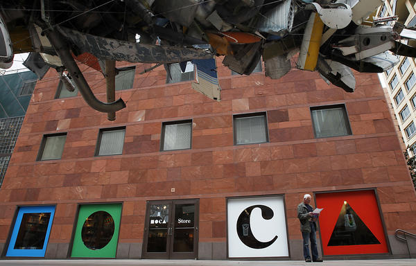 The Los Angeles County Museum of Art has put forward a proposal to acquire L.A.'s beleaguered Museum of Contemporary Art.