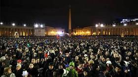 The world comes together during wait for new pope