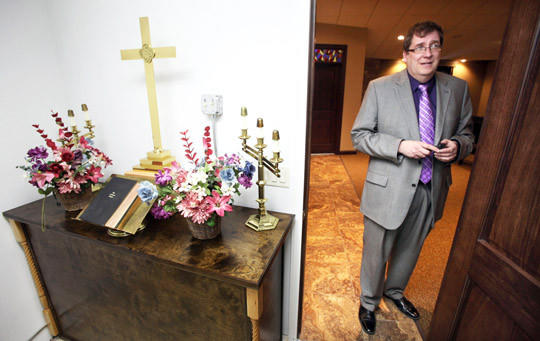 Church, funeral home join forces in Ipswich