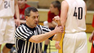 A pair of Aberdeen men have transitioned from fathers in the stands last weekend to officials on the court this weekend.