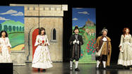 GALLERY: Beauty and the Beast Play