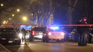 Albany Park shooting