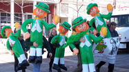 If you need a break from chasing leprechauns and hunting for shamrocks this St. Patrick's Day weekend, there are plenty of local Irish-themed events.