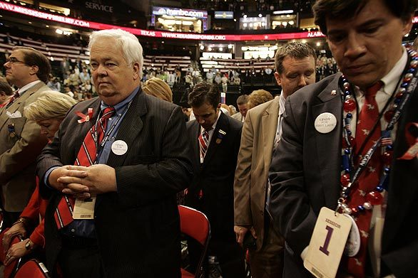 2008 Republican National Convention: Monday - Louisiana