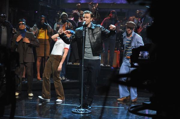 JT Live on SNL