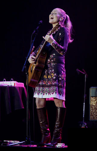 Jewel performs at the Sands Bethlehem Event Center in Bethlehem on March 15, 2013