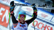 American Ted Ligety, who had already clinched his fourth World Cup series championship in the giant slalom, won his sixth event of the season Saturday in Lenzerheide, Switzerland.