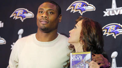 Ravens pay Jacoby Jones' $1 million roster bonus