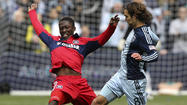 KANSAS CITY, Kan. -- Sporting Kansas City (1-1-1) and the Chicago Fire (0-2-1) tied 0-0 on Saturday afternoon at Sporting Park in Kansas City.