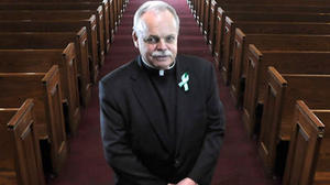 Father Bob Remains Source Of Comfort In Newtown