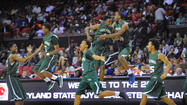 Milford Mill routs Potomac for Class 3A boys basketball state title