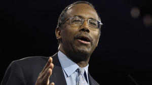 Dr. Ben Carson announces his retirement, hints at political future