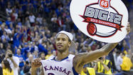 KANSAS CITY, Mo. -- Prior to the start of the Big 12 Championship title game, Kansas coach Bill Self told a television reporter that he hoped Kansas State would be good.