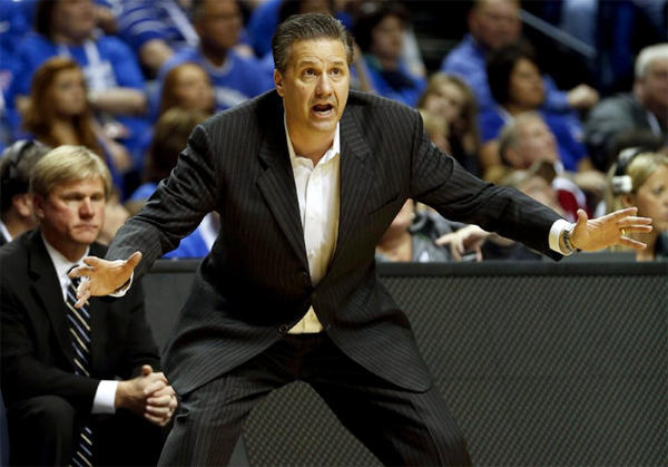 Coach John Calipari and defending national champion Kentucky might have blown their bid after an early SEC tournament ouster against Vanderbilt.