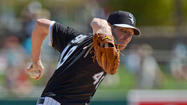 GLENDALE, Ariz. -- Manager <strong>Robin Ventura </strong>told <strong>Chris Sale </strong>he was as the opening day starter before the prized White Sox left-hander experienced his roughest spring outing.