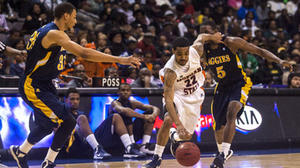 Morgan State goes cold in MEAC championship loss