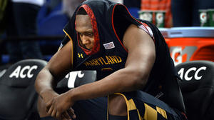 Terps fall to North Carolina, 79-76, in ACC tournament semifinals