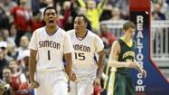 Photos | 4A state final: Simeon vs. Stevenson