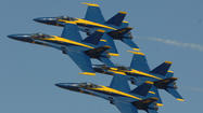 GALLERY: Blue Angels at NAF Air Show