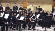 RAW VIDEO: Annual festival features talents of local concert bands, orchestras