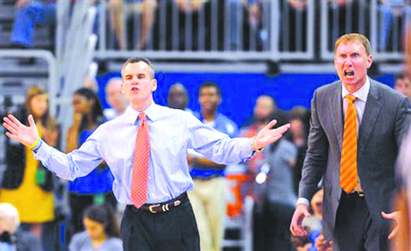Billy Donovan, John Pelphrey