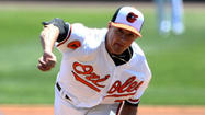 Orioles prospect Kevin Gausman will make next big league outing Tuesday vs. Red Sox