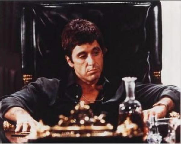 RedEye contributor Rob Cressy feels a lot like Tony Montana when March Madness rolls around.