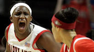 "<strong>March 21, 2006:</strong> Their 30th basketball victory, a team record, sends the Maryland women to the Sweet 16 in the NCAA tournament. Sophomore center Crystal Langhorne scores 30 points as the third-ranked <a href=""http://www.baltimoresun.com/sports/terps/"">Terps</a> stop St. John's, 81-74, in State College, Pa., en route to their first national championship."