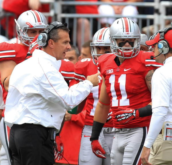 Urban Meyer will have a big challenge in 2013 as he tries to follow up a perfect 12-0 season at Ohio State.