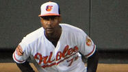 Orioles option L.J. Hoes to Norfolk