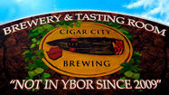 Cigar City beer pairing at Anthony's Coal Fired Pizza