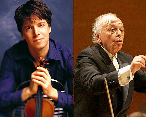 "<b>""Live From Lincoln Center"" </b><br> <br> Violinist Joshua Bell will be featured as Lorin Maazel conducts a program of romantic violin pieces for the New York Philharmonic, which celebrates New Year's Eve on ""Live From Lincoln Center.""<br> <br> 8 p.m. PST (KCET)"