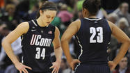 UConn enters every season with a goal of winning three championships. The first two – the Big East regular season and tournament titles – belong to Notre Dame.