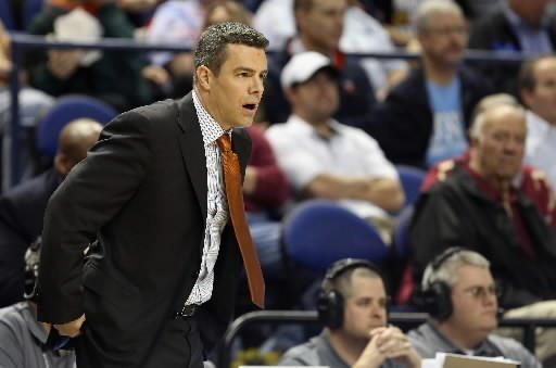 U.Va. coach Tony Bennett and the Cavaliers will host a first-round NIT game Tuesday.