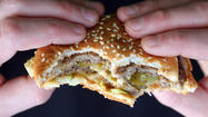 Distracted eaters likely to take in more calories