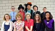 Elementary students at the Hoven School dressed up as famous figures as part of the third annual Living History Wax Museum event. The March 12 event featured students portraying a historical figure of their choice. Students performed speeches as parents and other attendees made their way to different stations. The fifth-grade class had Jason Kaiser as Bill Gates, Joan Schmidt as Coretta Scott King, Hope Rausch as Queen Isabella of Spain, Dasia Reuer as Sarah Palin and Elliot Talks as Steve Jobs.