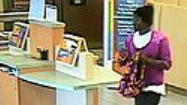 "Sebastian cops said an armed man in pink women's clothing and pink slippers managed to give lawmen the slip after robbing a bank on Tuesday afternoon, reports <a href=""http://www.tcpalm.com/news/2013/mar/12/police-searching-man-who-robbed-pnc-bank-sebastian/"" target=""_blank"">TCPalm.com</a> in Stuart."